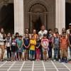 Visitan el centro histórico de Chihuahua 22 niños satevoenses