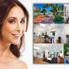 Adriana Lavat tiene miedo que le quiten su casa de 30 mdp