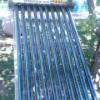 Ofrecen a la ciudadanía calentadores de agua solares