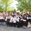 Culmina la campaña 'Zapatazo' de Emprendedores Voluntarios Impulsando Delicias