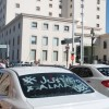 Piden justicia para Uber asesinada