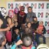 Lleva el PRI diversión y regalos a los niños de Meoqui