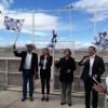 Arrancan construcción de techumbre en Cecytech de Satevó