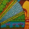 Presenta su obra pictórica el artista Miguel Alcaraz