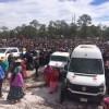 Entregan apoyos en la sierra Cruz Roja y Fundación Ienova
