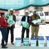 Entrega Desarrollo Rural 330 paquetes de semilla para hortalizas